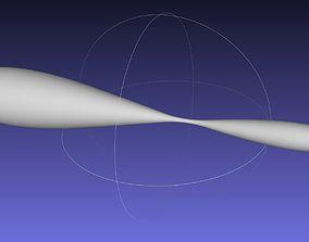 3D printable model Large Analemma Sundial Gnomon