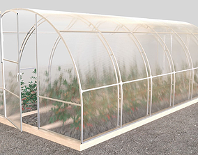 exterriors greenhouse 3D
