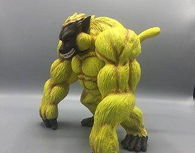 3D printable model Oozaru - GOKU - Dragonball Z