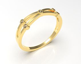 3D printable model 15 Engagement Ring Set - Jewelry