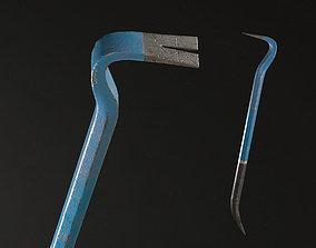 Nail Puller 3D asset