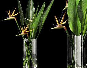 3D model decorative vase 13