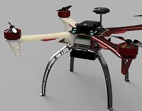 3D print model Complete Drone Design