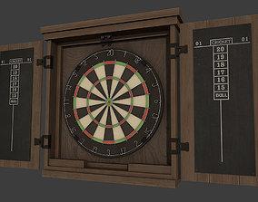 3D asset Darts