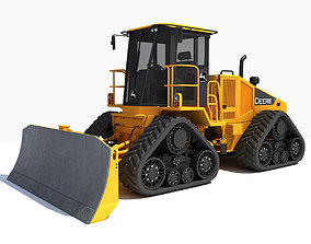 John Deere High Speed Dozer 3D
