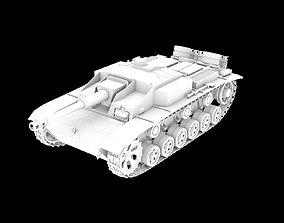 3D print model Tank STUG3
