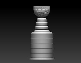 3D print model The Stanley Cup - NHL - CNC wood