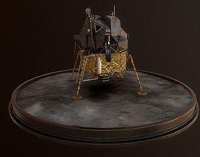 Lunar Module - LEM - Apollo program 3D model