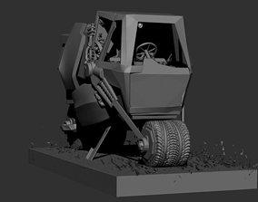 Martian Mission 3D print model