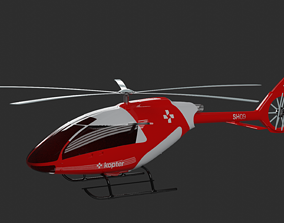 3D Kopter SH09 - The Swiss Made Helicopter