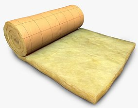 Insulation 3D model