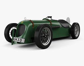 3D Austin 7 Blaue Maus Special 1929