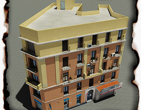 3D model realtime Building