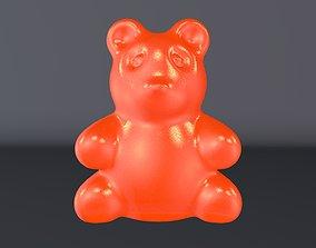 Gummy Bear - Jelly 3D