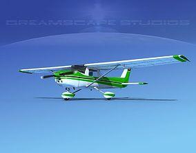 Cessna 150 Aerobat V08 3D model