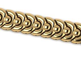 Bracelet 8 3D print model