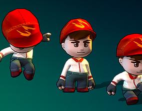3D asset VIASS Free Character Pack