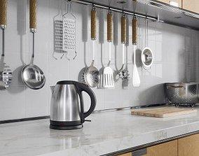 Kitchen electronics 3D