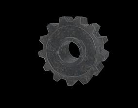 3D asset Gears