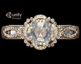 3D asset Ring Venetian Unity PKG