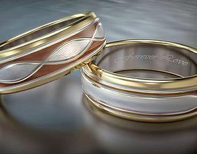 Titanium Ring 2 3D model