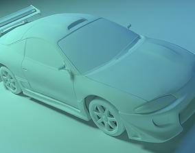 3D model Mitsubishi Eclipse