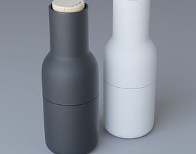 Menu Bottle Grinder 3D model