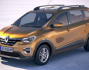 3D Renault Triber 2020