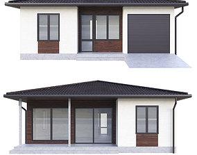 3D Urban House 2