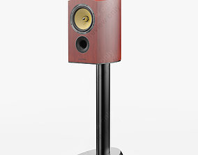 Bowers and Wilkins 805 D2 Rosenut on FS 805 D2 Black 3D
