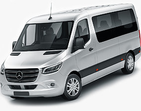 Mercedes Sprinter Tourer 2018 L2H1 3D