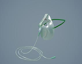 3D asset Oxygen Mask