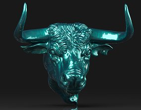 3D printable model Toros Head 01
