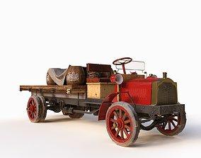 Packard truck 2 ton 3D model