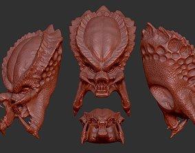 3D print model predator city hunter
