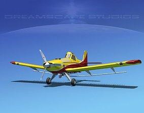 3D model EMB-202A Ipanema V05