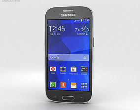 Samsung Galaxy Ace Style LTE Gray 3D model