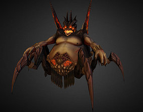 3D model Azmodan Diablo Fan Art