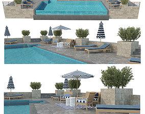 Swimming Pool -7 3D