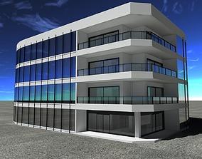 3D model Miami Building