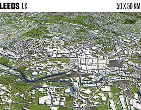 Leeds UK 3D