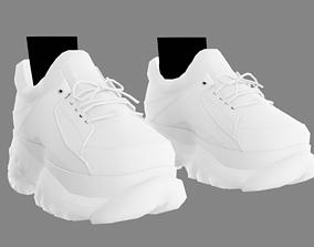 apparel Sneakers 3D