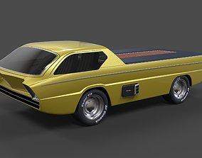 Dodge Deora 1967 dodge 3D model