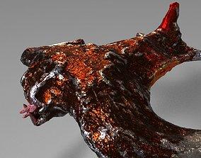 3D model Sea Monster Dinosaur Reptile