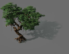 Game Models - Forest - Trees 09