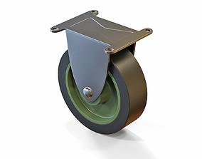 3D Caster Wheel v2