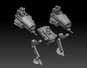 Recon Walker 3D print model