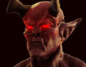 demon Devil 3d model print