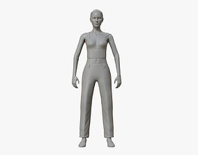 Jessica Parish 3D printable model