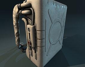 3D asset space pack